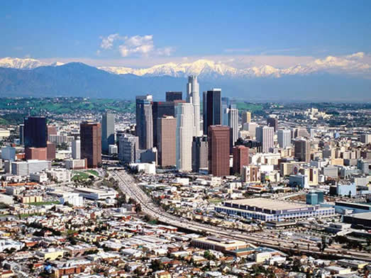 Terremoto en Los angeles!