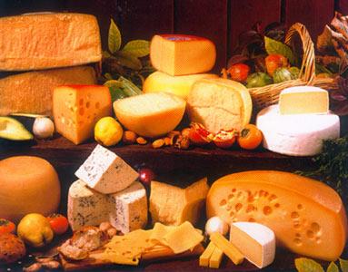 Como se descubrio el queso planeta curioso for Gastronomia francesa historia